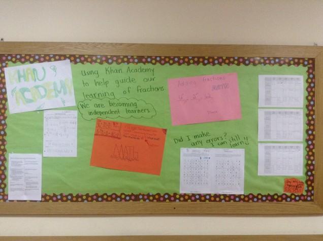 Grade 5 Board