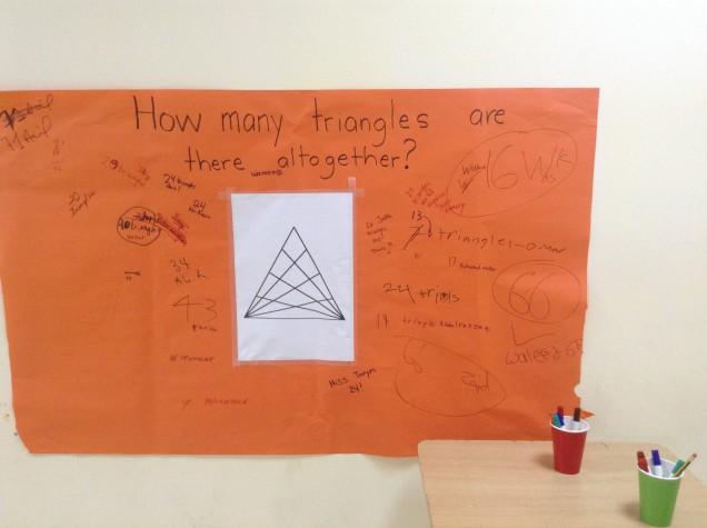 triangle problem