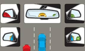 driving mirrors