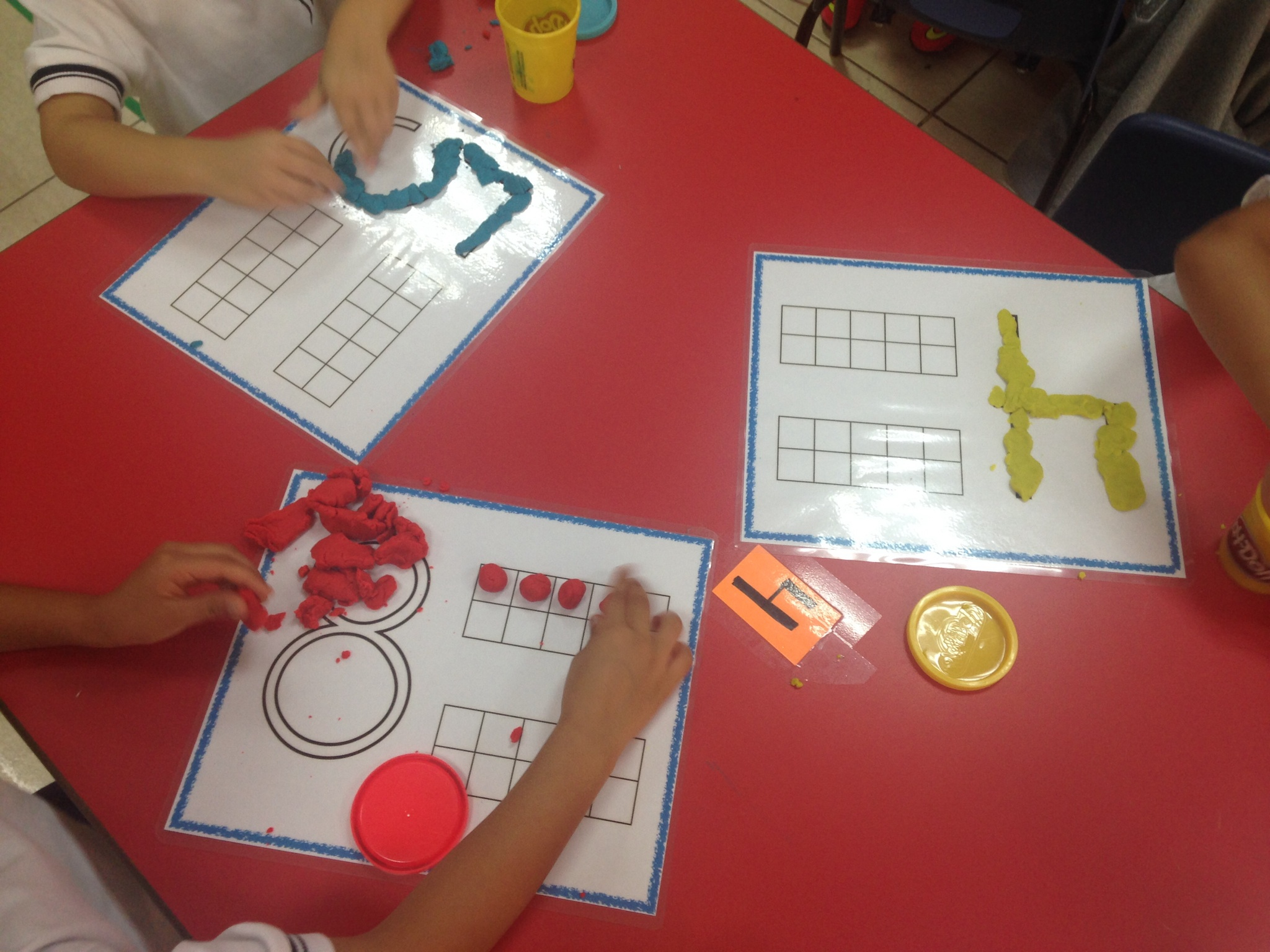 Open-Ended Math Centers – Making Good Humans