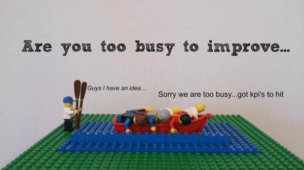 too busy 2